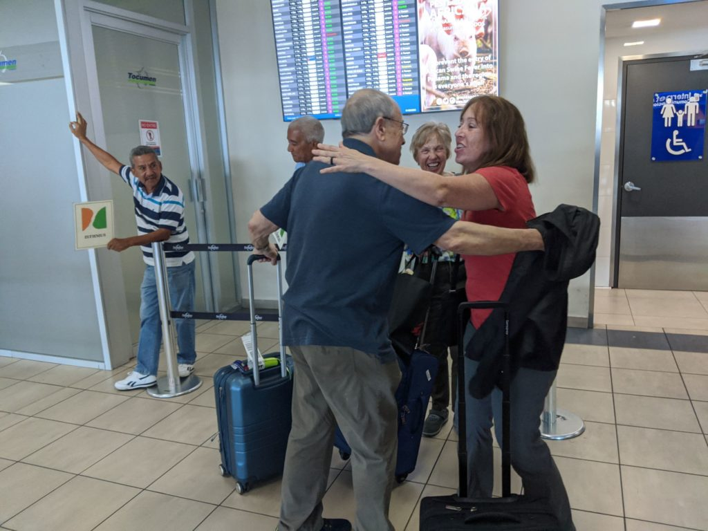 Toucamen airport - Panama City