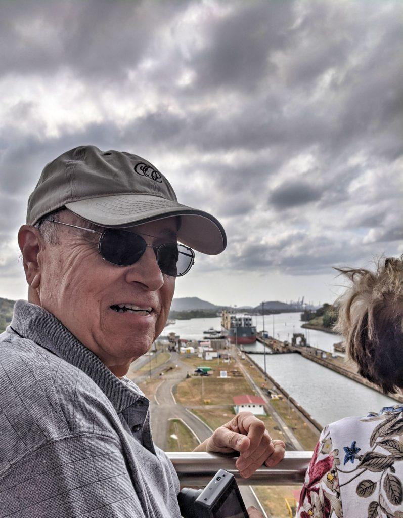 Panama Canal - Miraflores Locks