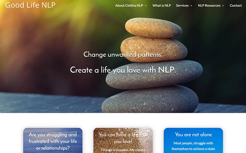 Good Life NLP home page