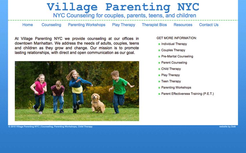 Village Parenting